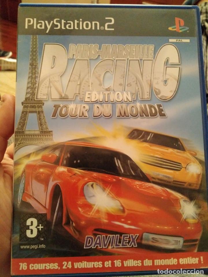 JUEGO DE PS2 PARIS- MARSELLE RACING (Juguetes - Videojuegos y Consolas - Sony - PS2)