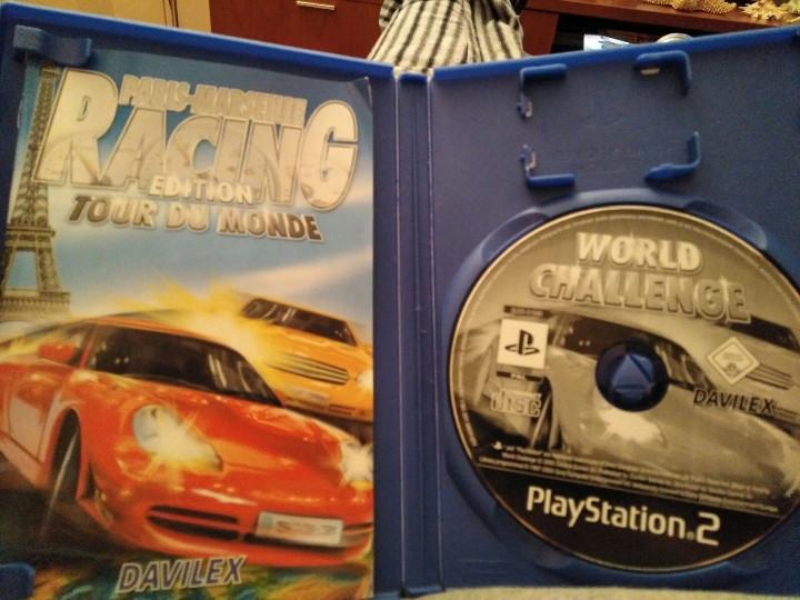 Videojuegos y Consolas: juego de ps2 paris- marselle racing - Foto 3 - 104476215