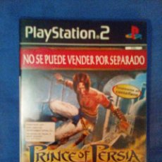 Videojuegos y Consolas: VENDO VIDEOJUEGO PLAY STATION 2 PRINCE OF PERSIA (LAS ARENAS DEL TIEMPO).. Lote 104600395