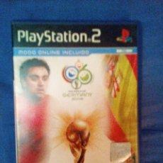 Videojuegos y Consolas: VENDO VIDEOJUEGO PLAY STATION 2 FIFA WORLD CUP GERMANY 2006.. Lote 104601103