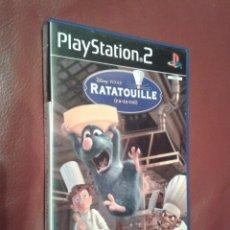 Videojuegos y Consolas: JUEGO PS2 RATATOUILLE,PLAYSTATION 2. Lote 104678907