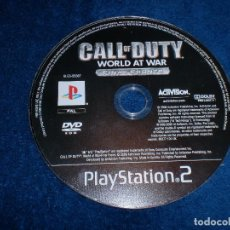 Videojuegos y Consolas: CALL OF DUTY - WORLD AT WAR - ACTIVISION. Lote 105124867