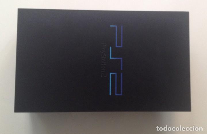 CONSOLA PS2 FAT / PAL (VG+ ) (Juguetes - Videojuegos y Consolas - Sony - PS2)