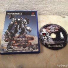 Videojuegos y Consolas: ARMORED CORE 2 ANOTHER AGE , JUEGO DE - PLAYSTATION 2 , PS2 ( PLAY STATION 2 ). Lote 107690759