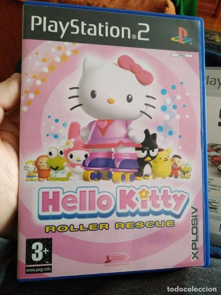 JUEGO PS2 HELLO KITTY (Juguetes - Videojuegos y Consolas - Sony - PS2)