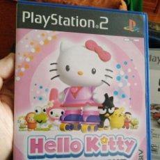 Videojuegos y Consolas: JUEGO PS2 HELLO KITTY . Lote 107756079