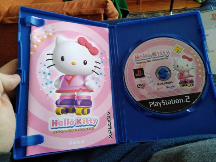 Videojuegos y Consolas: JUEGO PS2 HELLO KITTY - Foto 3 - 107756079