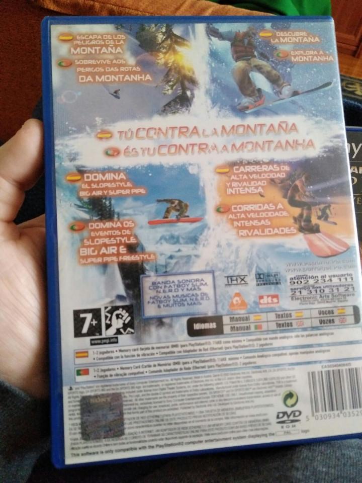 Videojuegos y Consolas: JUEGO PS2 SSX 3 - Foto 2 - 107757499