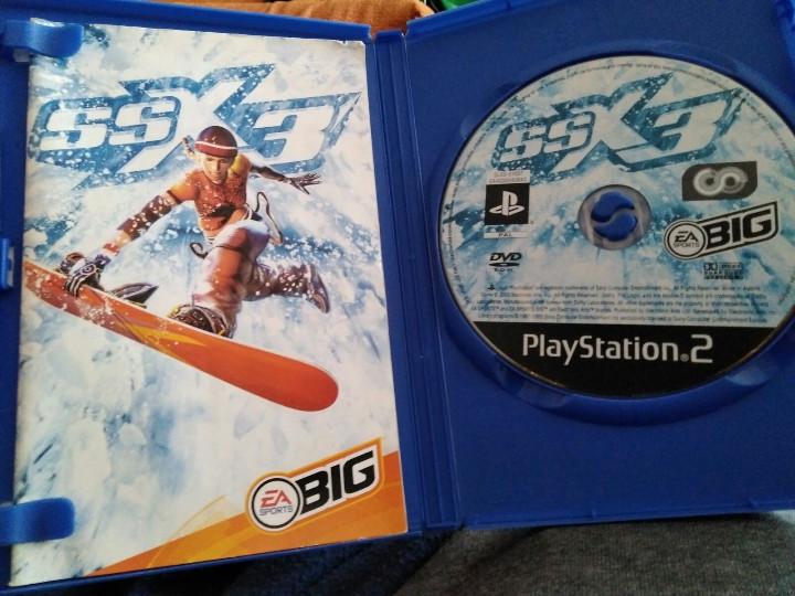 Videojuegos y Consolas: JUEGO PS2 SSX 3 - Foto 3 - 107757499