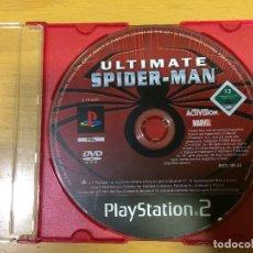 Videojuegos y Consolas: ULTIMATE SPIDER-MAN PS2 PAL ESPAÑA. . Lote 108740183