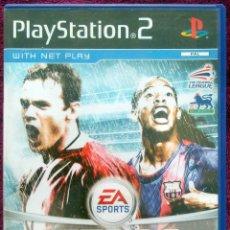 Videojuegos y Consolas: JUEGO PLAYSTATION 2 *FIFA 06 PS2* UN CLASICO. Lote 64208679