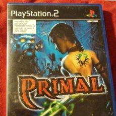 Videojuegos y Consolas: JUEGO PS2 PRIMAL. Lote 109348547