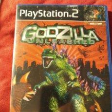 Videojuegos y Consolas: JUEGO PS2 GODZILA . Lote 109348767