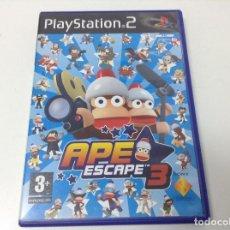 Videojuegos y Consolas: APE ESCAPE 3. Lote 109394931