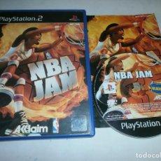 Jeux Vidéo et Consoles: NBA JAM PLAYSTATION 2 PAL ESPAÑA COMPLETO. Lote 109549811