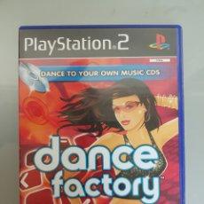 Videojuegos y Consolas: PLAYSTATION 2 SINGSTAR DANCE FACTORY. Lote 110271927