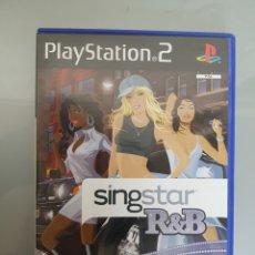 Videojuegos y Consolas: PLAYSTATION 2 SINGSTAR R&B. Lote 110272582