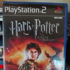 Videojuegos y Consolas: HARRY POTTER Y EL CALIZ D FUEGO PLAYSTATION 2. Lote 110880938