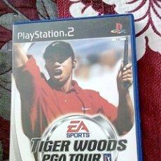Videojuegos y Consolas: TIGER WOODS PGA TOUR 2002 PS2. Lote 111095186