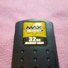 Videojuegos y Consolas: PLAYSTATION - MEMORY CARD PSP ONE - PS2 32 MB. Lote 111191771