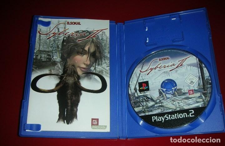 Videojuegos y Consolas: SYBERIA II , B. SOKAL . PS2 / PLAYSTATION 2. Nuevo, nunca jugado . PAL - Foto 2 - 111374527