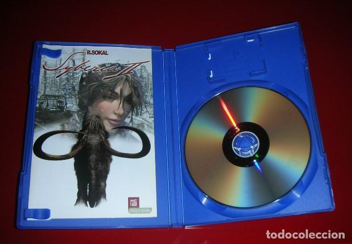 Videojuegos y Consolas: SYBERIA II , B. SOKAL . PS2 / PLAYSTATION 2. Nuevo, nunca jugado . PAL - Foto 3 - 111374527