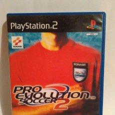 Videojuegos y Consolas: PRO EVOLUTION SOCCER 2 - JUEGO -PLAYSTATION GAME. PS2.. Lote 111662723