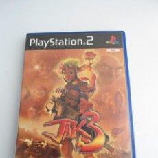 Videojuegos y Consolas: JAK 3 - SONY PS2 - PLAYSTATION 2 - EDICION ESPECIAL PROMO - DISCO PROMOCIONAL - RARO. Lote 111741211