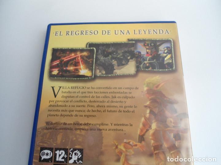 Videojuegos y Consolas: JAK 3 - SONY PS2 - PLAYSTATION 2 - EDICION ESPECIAL PROMO - DISCO PROMOCIONAL - RARO - Foto 6 - 111741211