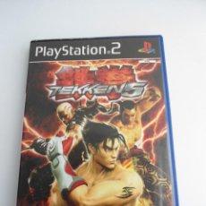 Videojuegos y Consolas: TEKKEN 5 - SONY PS2 - PLAYSTATION 2 - EDICION ESPECIAL PROMO - DISCO PROMOCIONAL - RARO. Lote 111741243