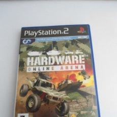 Videojuegos y Consolas: HARDWARE ONLINE ARENA - SONY PS2 - PLAYSTATION 2 - EDICION ESPECIAL PROMO - DISCO PROMOCIONAL - RARO. Lote 111741439
