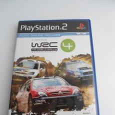 Videojuegos y Consolas: FIA WORLD RALLY CHAMPIONSHIP WRC 4 - SONY PS2 - PLAYSTATION 2 - EDICION PROMO - DISCO PROMOCIONAL. Lote 111741547