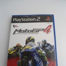 Videojuegos y Consolas: MOTO GP 4 MOTOGP4 - SONY PS2 - PLAYSTATION 2 - EDICION ESPECIAL PROMO - DISCO PROMOCIONAL - RARO. Lote 111741659