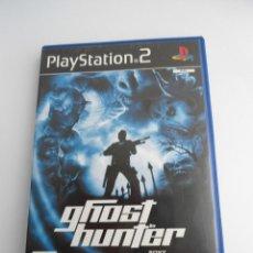 Videojuegos y Consolas: GHOSTHUNTER - SONY PS2 - PLAYSTATION 2 - EDICION ESPECIAL PROMO - DISCO PROMOCIONAL - RARO. Lote 111741795