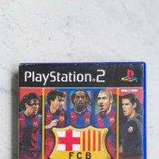 Jeux Vidéo et Consoles: F.C. BARCELONA CLUB FOOTBALL 2005 PLAYSTATION 2. Lote 111830179