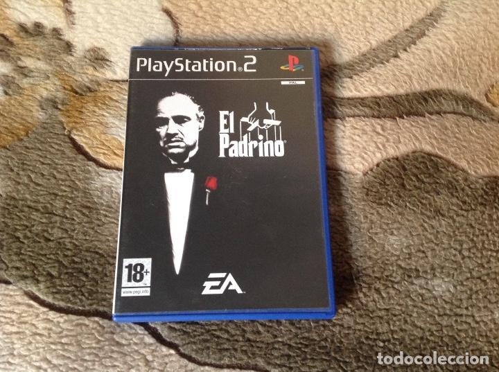 EL PADRINO (Juguetes - Videojuegos y Consolas - Sony - PS2)