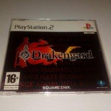 Videojuegos y Consolas: JUEGO DRAKENGARD PS2 PROMO PAL RARO (VER DESCRIPCIÓN). Lote 102715895