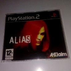 Videojuegos y Consolas: DEMO ALIAS PS2 PAL RARO (VER DESCRIPCIÓN). Lote 103547755