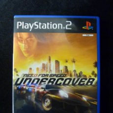 Jeux Vidéo et Consoles: NEED FOR SPEED UNDERCOVER. PLAY STATION PS2. COMPLETO. TODO EN CASTELLANO. Lote 112384499