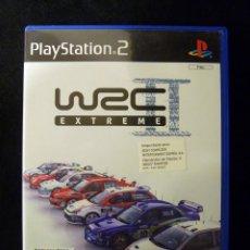Videojuegos y Consolas: WRC EXTREME II. PLAY STATION PS2. COMPLETO. TODO EN CASTELLANO. Lote 112384567