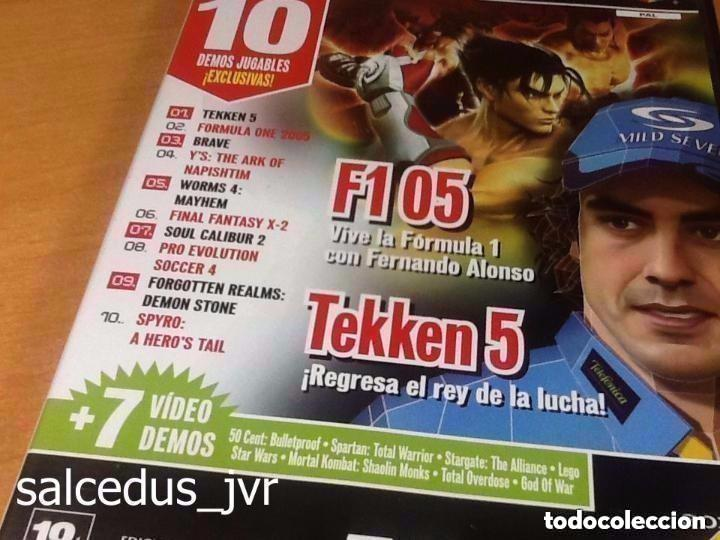 Videojuegos y Consolas: Demos de Juego Jugables de Sony Play Station 2 PS2 Playstation PAL Revista Oficial Nº 55 - Foto 2 - 124478558