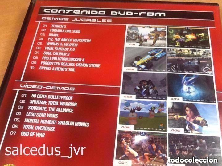 Videojuegos y Consolas: Demos de Juego Jugables de Sony Play Station 2 PS2 Playstation PAL Revista Oficial Nº 55 - Foto 3 - 124478558