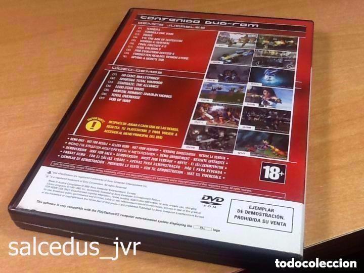 Videojuegos y Consolas: Demos de Juego Jugables de Sony Play Station 2 PS2 Playstation PAL Revista Oficial Nº 55 - Foto 4 - 124478558
