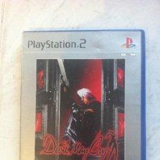 Videojuegos y Consolas: DEVIL MAY CRY CAPCOM PLAYSTATION 2 PS2. Lote 112747163
