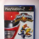 Videojuegos y Consolas: POWER RANGERS SUPER LEGENDS PLAYSTATION 2 PS2. Lote 112751435