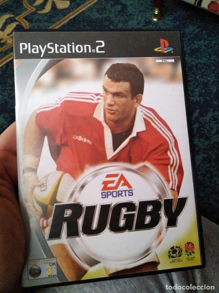 JUEGO PS2 EA RUGBY (Juguetes - Videojuegos y Consolas - Sony - PS2)