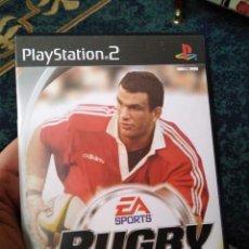 Videojuegos y Consolas: JUEGO PS2 EA RUGBY . Lote 112765067