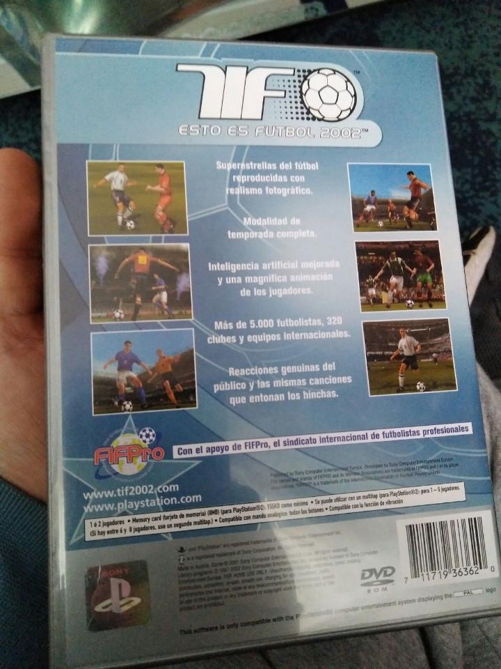 Videojuegos y Consolas: juego ps2 esto es futbol - Foto 2 - 112767131