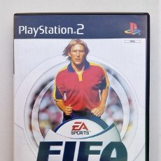 Videojuegos y Consolas: VIDEOJUEGO SONY PLAYSTATION 2 PS2 - FIFA 2001. Lote 112829691