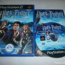 Jeux Vidéo et Consoles: HARRY POTTER Y EL PRISIONERO DE AZKABAN PLAYSTATION 2 PAL ESPAÑA COMPLETO. Lote 151805024